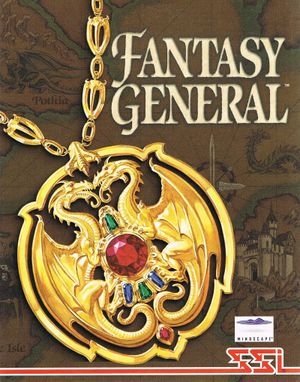 Fantasy General cover