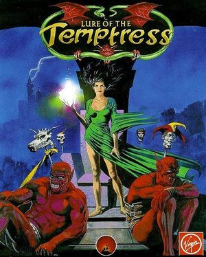 Lure of the Temptress cover