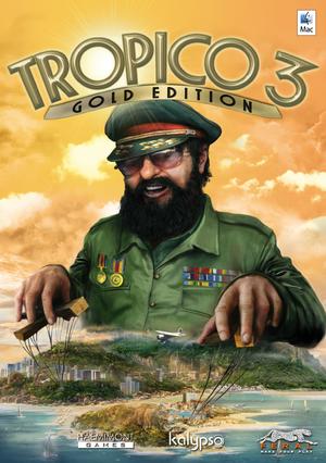 Tropico 3 cover