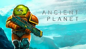 Ancient Planet cover