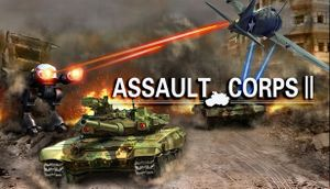 Assault Corps 2 cover
