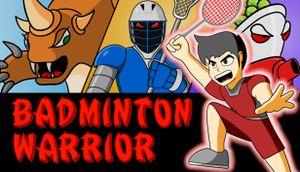 Badminton Warrior cover
