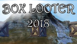 Box Looter 2018 cover