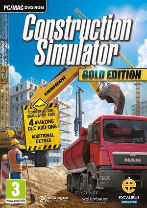 Construction Simulator 2015 cover