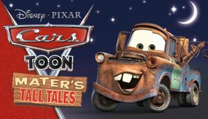 Cars Toon: Mater's Tall Tales cover