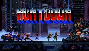 Huntdown cover
