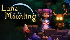 Luna and the Moonling cover
