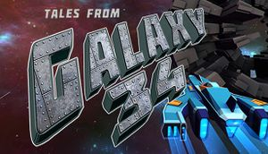 Tales From Galaxy 34 cover
