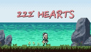 222 Hearts cover