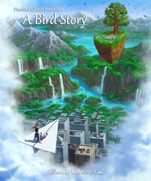 A Bird Story cover