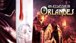 An Assassin in Orlandes cover