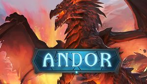 Andor - the Cards of Wonder cover