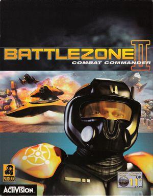 Battlezone II: Combat Commander cover