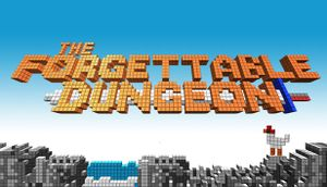The Forgettable Dungeon cover