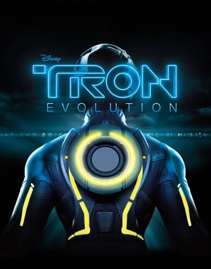 Tron: Evolution cover
