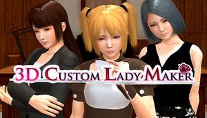 3D Custom Lady Maker cover