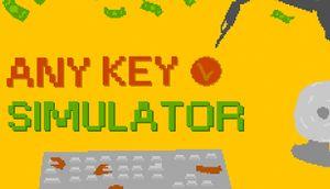 Anykey Simulator cover