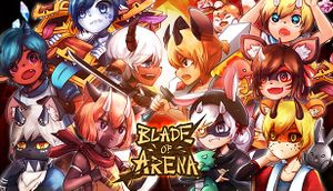 Blade of Arena cover