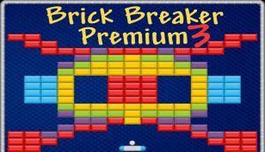 Brick Breaker Premium 3 cover