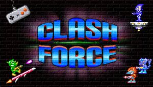 Clash Force cover