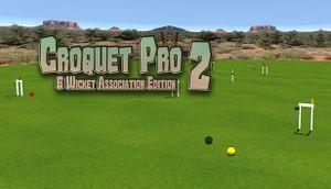 Croquet Pro 2 cover