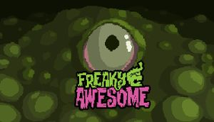 Freaky Awesome cover