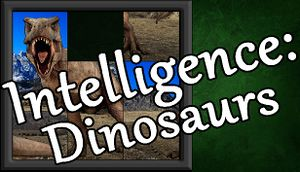 Intelligence: Dinosaurs cover