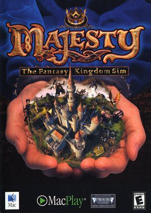 Majesty: The Fantasy Kingdom Sim cover