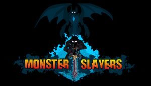 Monster Slayers cover