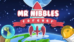 Mr Nibbles Forever cover