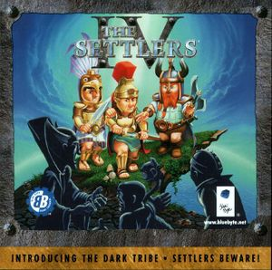 The Settlers IV cover