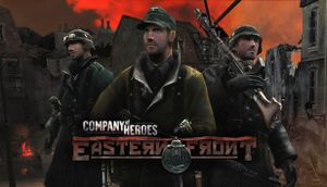 Company of Heroes: Eastern Front cover