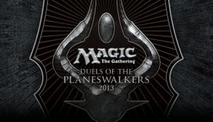 Magic: The Gathering - Duels of the Planeswalkers 2013 cover