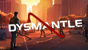 DYSMANTLE cover