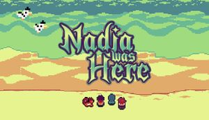 Nadia Was Here cover