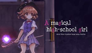 A Magical High School Girl cover