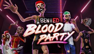 Ben and Ed - Blood Party cover