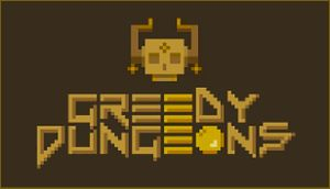 Greedy Dungeons cover