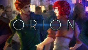 Orion: A Sci-Fi Visual Novel cover