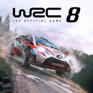 WRC 8: FIA World Rally Championship cover