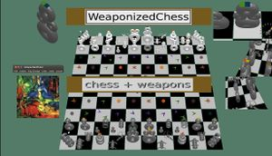 WeaponizedChess cover