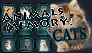 Animals Memory: Cats cover