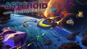 Asteroid Invaders cover