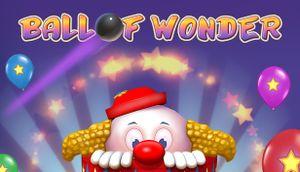 Ball of Wonder cover