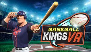 Baseball Kings VR cover