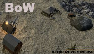Battle of Worldviews cover