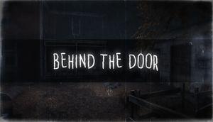 Behind the Door cover
