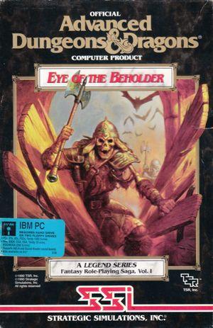 Eye of the Beholder cover