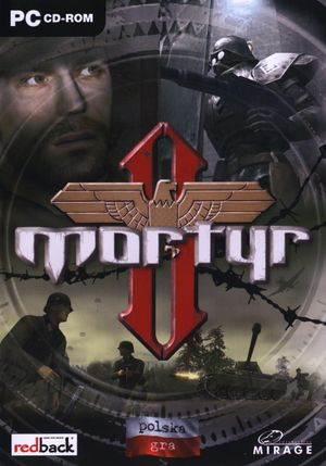Mortyr 2: For Ever cover