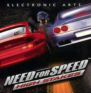 Need for Speed: High Stakes cover